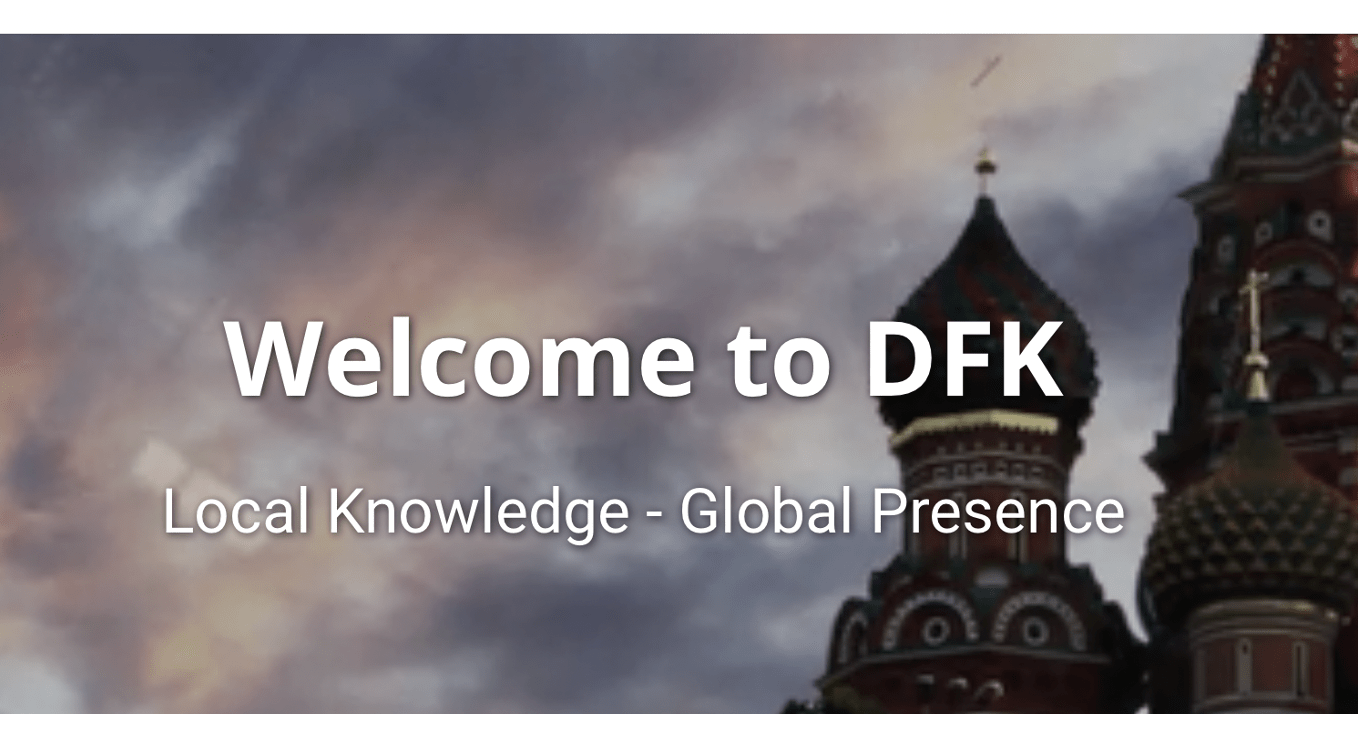 CMC appointed to support DFK International
